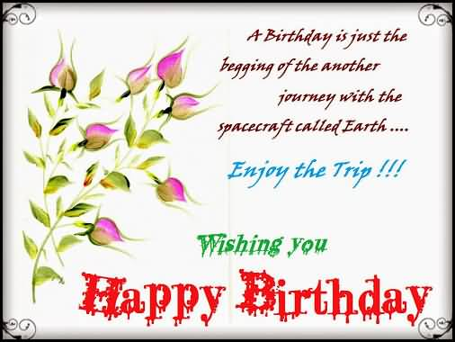 Sweet Message Birthday Wishes For Boss E-Card - NiceWishes