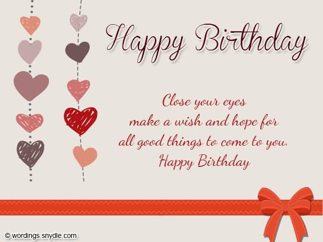 Sweet Birthday Wishes For Boyfriend ~ Images birthday wishes for boyfriend romantic messages page