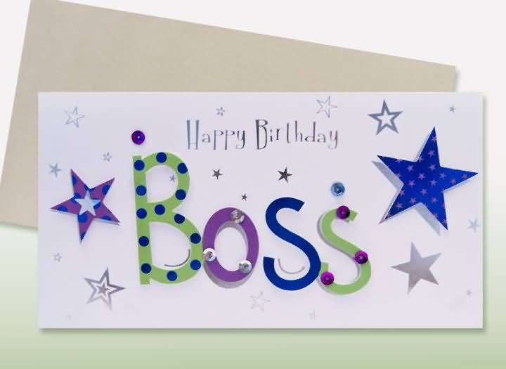 Birthday Wishes For Boss Nicewishes