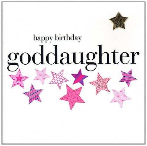 Unique Greetings Birthday Wishes For Goddaughter