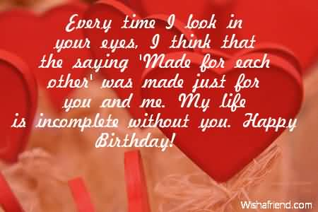 Wonderful birthday wishes for boyfriend quotes nicewishes wonderful birthday wishes for boyfriend quotes m4hsunfo Choice Image