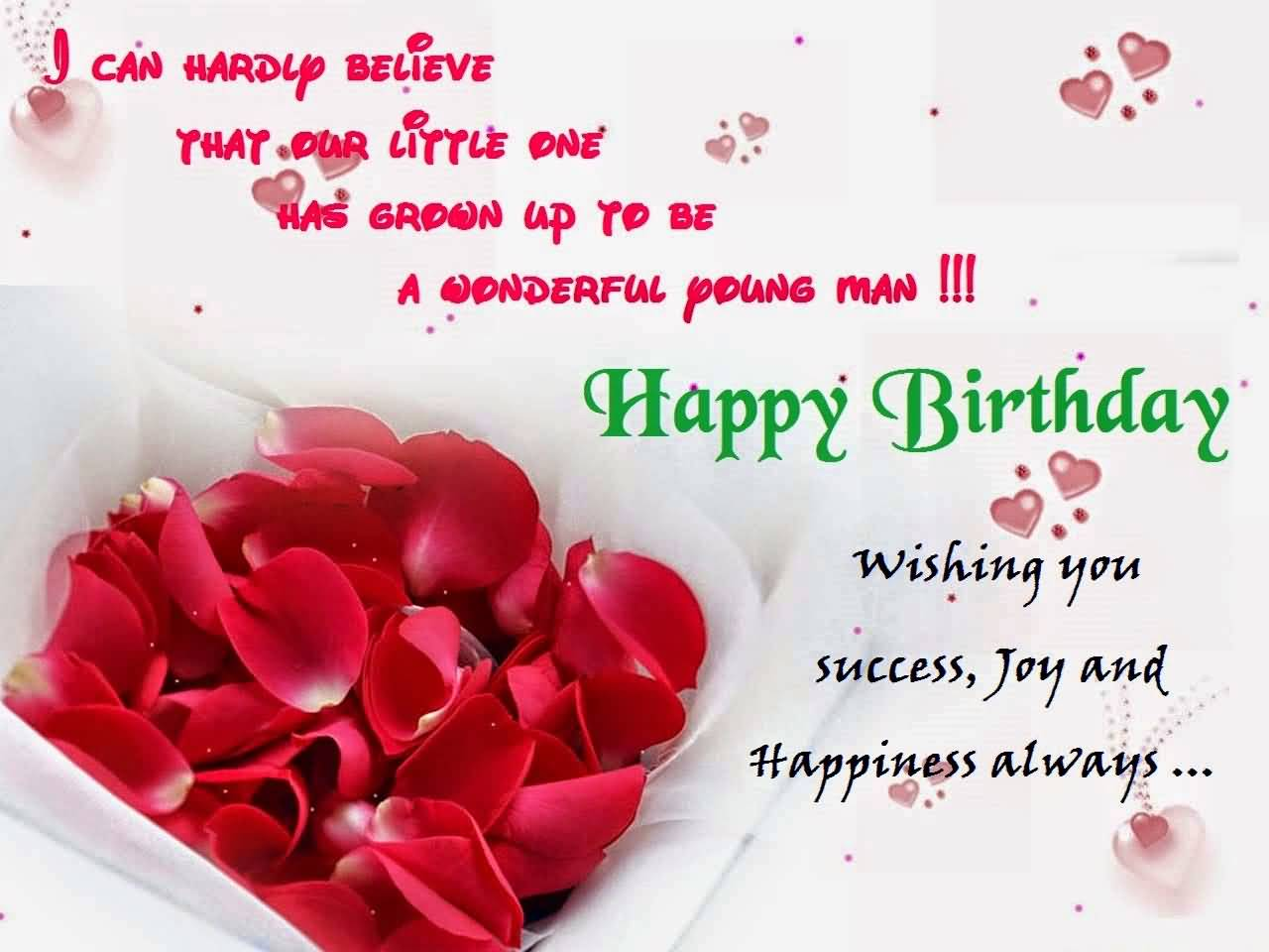 Wonderful E-Card Birthday Message For Someone Special ...
