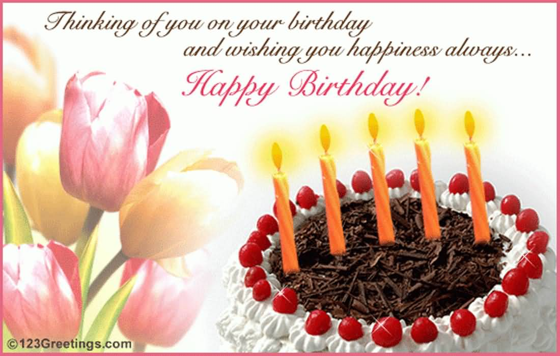 Wonderful E-Card Birthday Sayings For Fiance