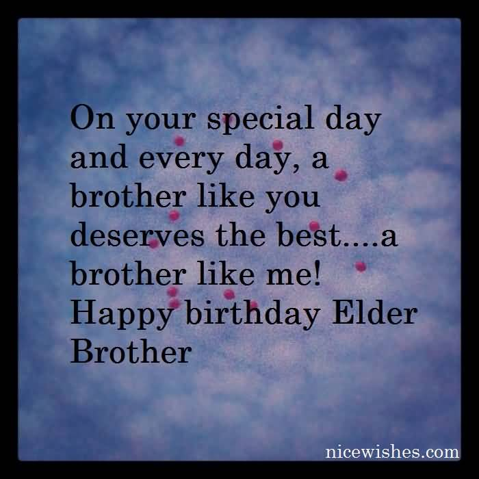 85 images birthday wishes for elder brother � birthday