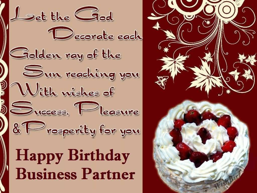 Birthday wishes for your partner