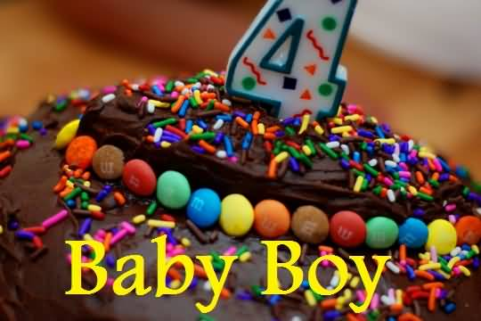 Birthday Wishes Boy Baby ~ Awesome chocolate birthday wishes for baby boy nicewishes