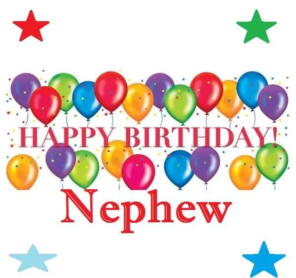 Birthday Wishes For Nephew Images, Pictures : Page 20
