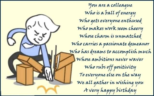 Nice poem birthday wishes for coworker e card nicewishes more entries bookmarktalkfo Image collections