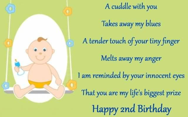 Cute Greetings Birthday Wishes For Baby Boy