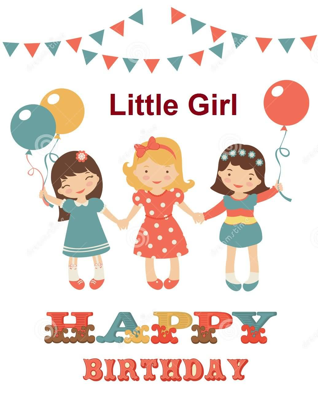 Birthday Wishes For Little Girl Ecards Images Page