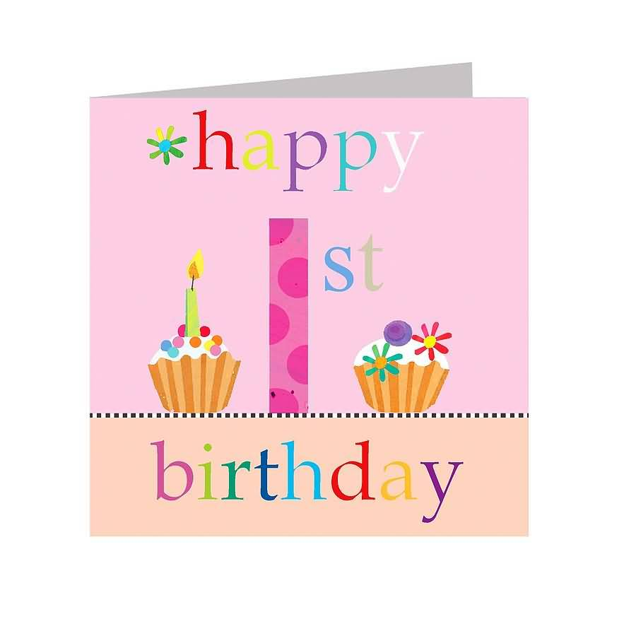 Lovely Birthday Wishes For Baby Girl E-Card