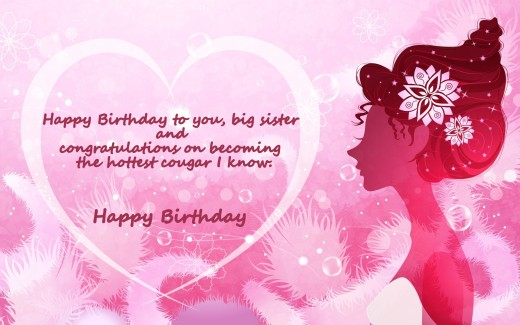 Sweet Birthday Wishes For Elder Sister Greetings