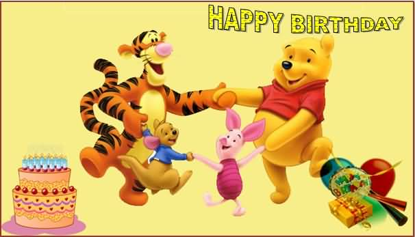 Sweet E-Card Birthday Wishes For Children