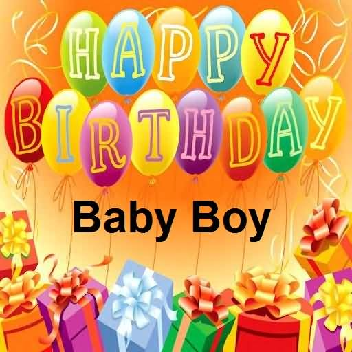 Wonderful Greetings Birthday Wishes For Baby Boy