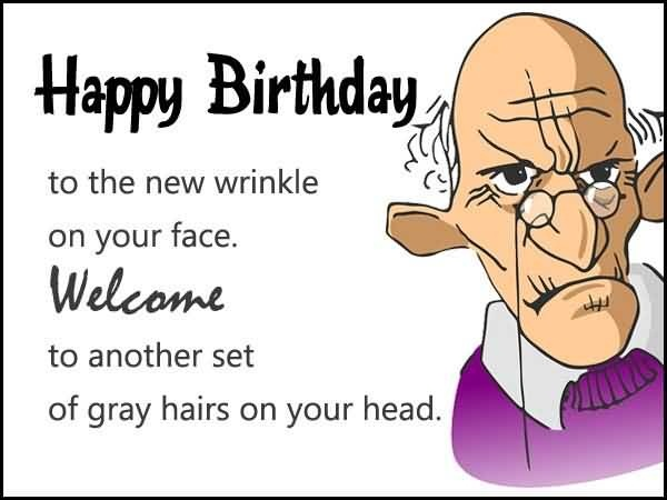 Great Funny Birthday Jokes For Old Age Person E Card