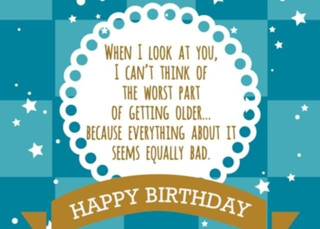 Lovely Funny Happy Birthday Message - NiceWishes