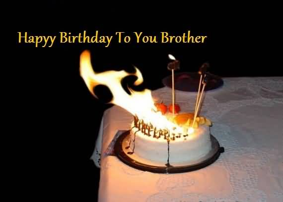 Superb Funny E-Card Birthday Wishes For Brother