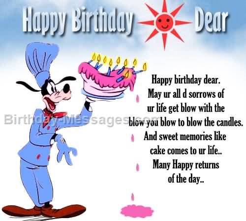 Wonderful Funny ECard Happy Birthday Anyways – Funny Birthday Card Messages for Friends