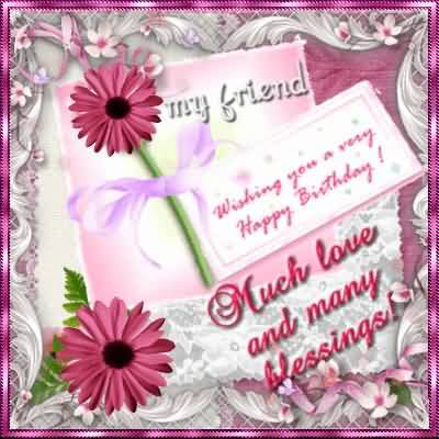 Animated Birthday Cards For Best Friend Cute Birthday Gift – Birthday Greetings Ecards for Friends