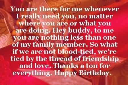 Best Message Birthday Wishes For Facebook Friend