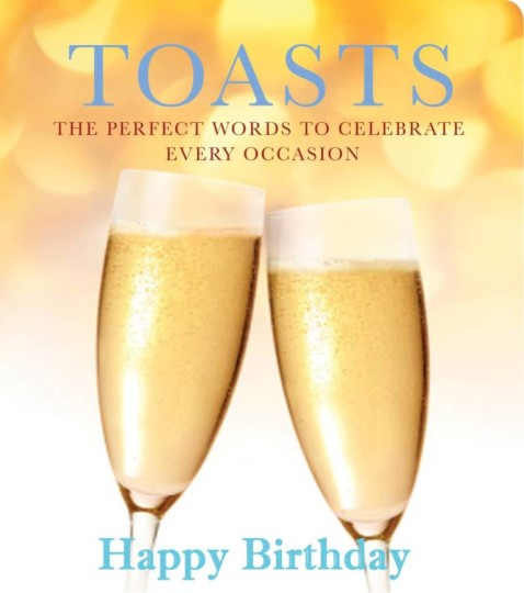 Cool Birthday Toasts Image