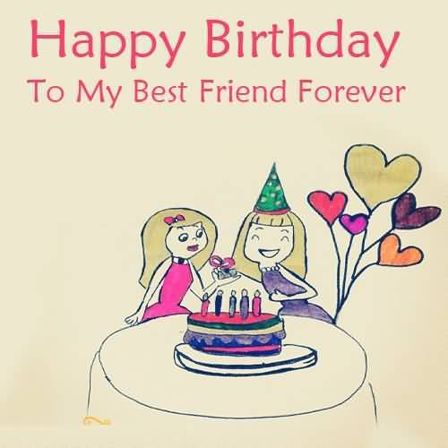 Lovely Birthday Cards For My Best Friend Nicewishes