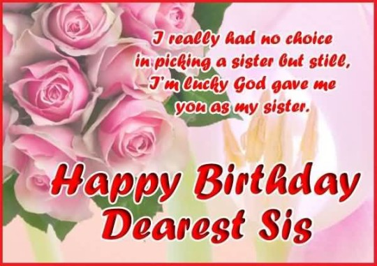 Lovely Image Birthday Quotes For Sister (2)