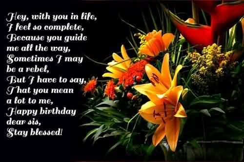 most beautiful birthday wishes for friend