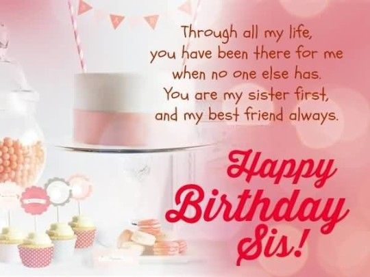 Happy Birthday Wishes In Xhosa ~ Nice quotes birthday wishes for sister e card nicewishes