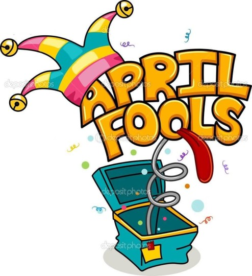 Amazing Happy April Fool Day Graphic