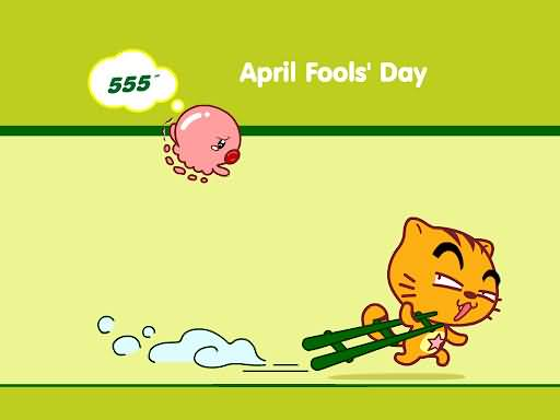 Amazing Happy April Fool Day Picture