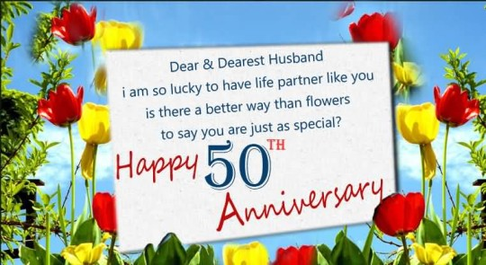 Awesome Anniversary Wishes For Husband E-Card