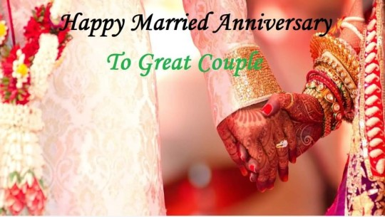 Awesome Greetings Anniversary Wishes For Sweet Couple