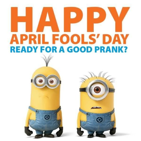 Awesome Happy April Fool Day Picture