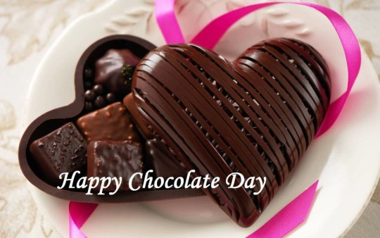 Awesome Happy Chocolate Day Image