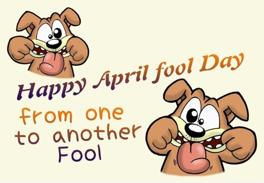 Awesome Image Happy April Fool Day