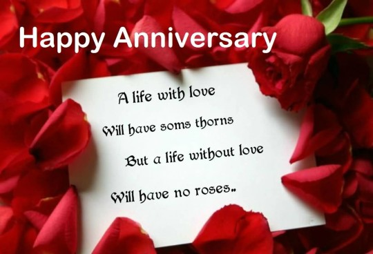 Beautiful Anniversary Wishes For Parents E-Card