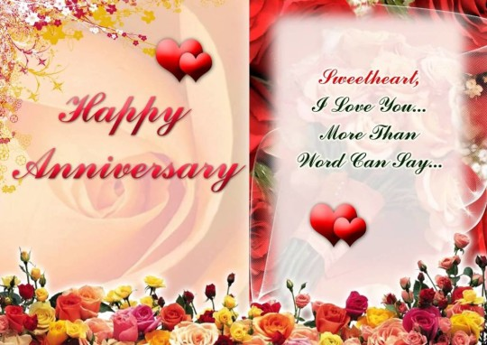 Beautiful Greetings Anniversary Wishes For Husband