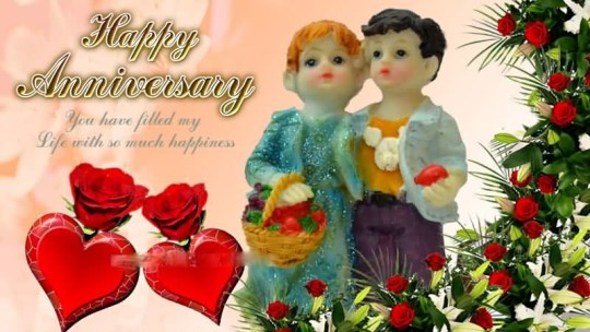 Beautiful Greetings Anniversary Wishes For Sweet Couple