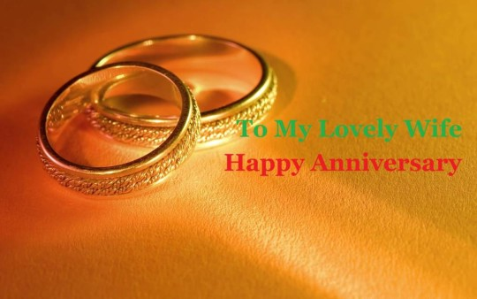 Beautiful Greetings Anniversary Wishes For  Wife