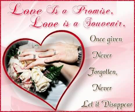 Beautiful Happy Promise Day Nice Graphic
