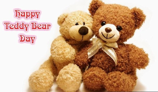 Beautiful Happy Teddy Bear Day Nice Wallpaper