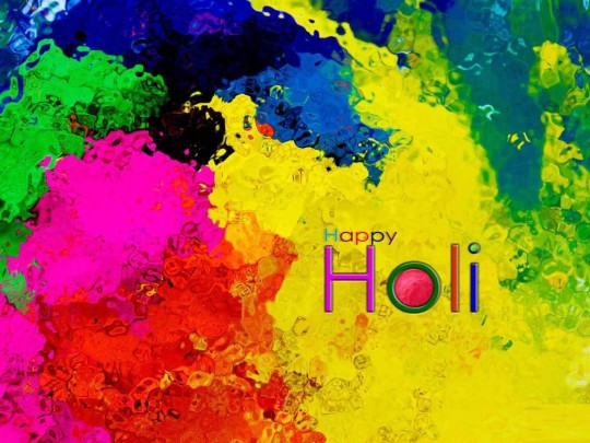 Best Colorful Image Happy Holi Wishes