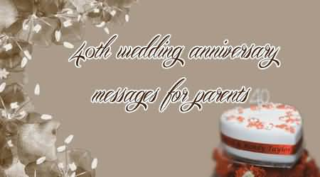 Best e card th anniversary wishes for parents nicewishes