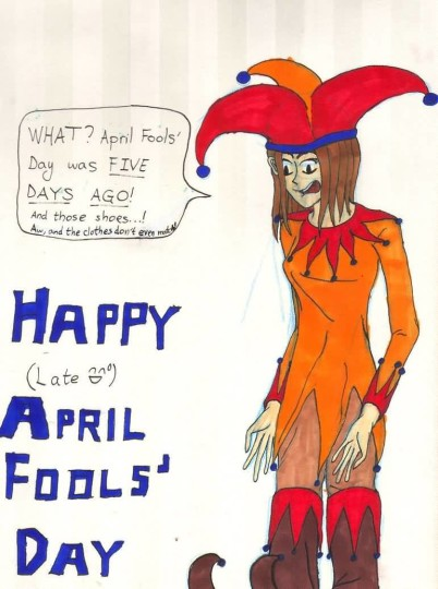 Best E-Card Happy April Fool Day