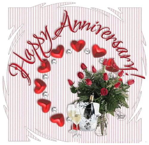 Best Graphic Anniversary Wishes For  Wife