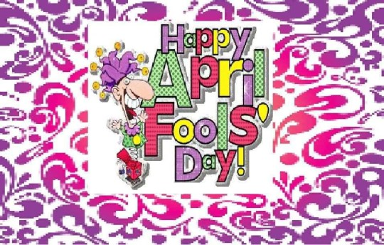Best Graphic Happy April Fool Day Message
