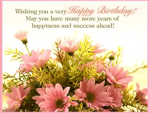Best Greetings Birthday Wishes For Employer