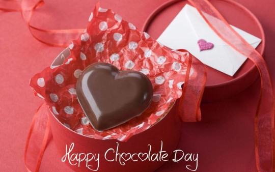 Best Happy Chocolate Day Image