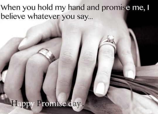 Best Happy Promise Day Wallpaper